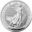 Stříbrná mince 2 Pounds Britannia 1 Oz 2021