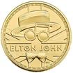 Zlatá mince Britské hudební legendy - Elton John 1 Oz 2021 - (2.)