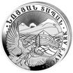 Stříbrná mince 500 Dram Noah´s Ark (Noemova archa) 1 Oz 2021