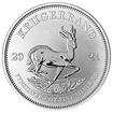 Stříbrná mince Krugerrand 1 Oz 2021