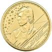 Zlatá mince Britské hudební legendy - David Bowie 1 Oz 2021 - (3.)