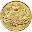 Zlatá mince 100 Pounds The Royal Arms (Královské erby) 1 Oz 2021