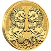 Zlatá mince 1 Oz Double Pixiu 2021 - (4.)