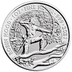 Stříbrná mince Mýty a legendy - Robin Hood 1 Oz 2021 - (1.)