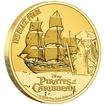 Zlatá mince The Black Pearl™ (Černá Perla) 1 Oz 2021 (Pirates of the Caribbean™) - (1.)