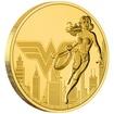 Zlatá mince Wonder Woman™ 1 Oz 2021 (DC Comics™) - (2.)