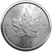 Stříbrná mince 5 CAD Maple Leaf 1 Oz 2021