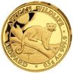 Zlatá mince Leopard 0,5g 2021 (African Wildlife Series)