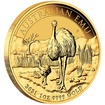 Zlatá mince 100 AUD Australian Emu 1oz 2021