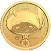 Zlatá mince 200 CAD Klondike Gold Rush - Panning for Gold (Rýžování zlata) 1 Oz 2021 (.99999)