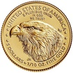 Zlatá mince 5 USD American Eagle 1/10 Oz 2021 New Design (Typ 2)