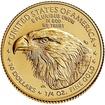 Zlatá mince 10 USD American Eagle 1/4 Oz 2021 New Design (Typ 2)