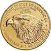 Zlatá mince 50 USD American Eagle 1 Oz 2021 New Design (Typ 2)