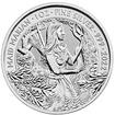 Stříbrná mince Mýty a legendy - Maid Marian (Panna Mariana) 1 Oz 2022 - (2.)