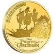 Zlatá mince The Flying Dutchman™ (Bludný Holanďan) 1 Oz 2021 (Pirates of the Caribbean™) - (2.)