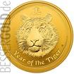 Zlatá mince Rok Tygra 2 oz