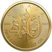 Zlatá mince Maple Leaf 1 oz 40. výročí