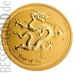 Zlatá mince Rok Draka 1 oz