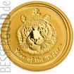 Zlatá mince Rok Tygra 1 oz