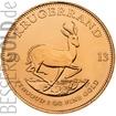 Zlatá mince Krugerrand 1/2 oz