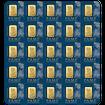 Zlatý slitek 25x1g MULTIGRAM25 PAMP FORTUNA
