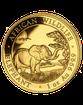 Zlatá mince Slon Africký 1 oz