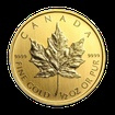 Canadian Mint Zlatá mince Canadian Leaf 1/2 Oz -
