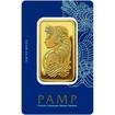 Investiční zlatý slitek 50g Pamp Fortuna