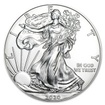 US Mint Stříbrná mince American Silver Eagle 1 oz (2020)