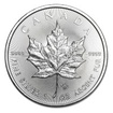 Royal Canadian Mint Stříbrná mince Canadian Maple Leaf 1 oz (2014)