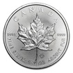 Royal Canadian Mint Stříbrná mince Canadian Maple Leaf 1 oz (2015)