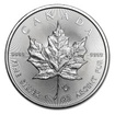 Royal Canadian Mint Stříbrná mince Canadian Maple Leaf 1 oz (2017)