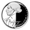 ČNB Stříbrná mince ČNB 200Kč Božena Němcová 2020 PROOF