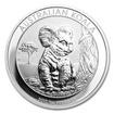 Perth Mint Stříbrná mince Koala 1 oz (2017)