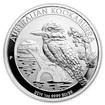 Perth Mint Stříbrná mince Kookaburra 1 oz (2019)