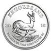 South African Mint Stříbrná mince Krugerrand 1 oz (2018)