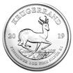 South African Mint Stříbrná mince Krugerrand 1 oz (2019)