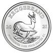 Krugerrand Stříbrná mince Krugerrand 1 oz