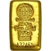 250g Argor Heraeus SA Švýcarsko Investiční zlatý slitek