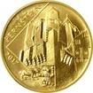 Zlatá mince 5000 Kč Pernštejn 2017 Standard