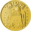 Zlatá mince 5000 Kč Zvíkov 2018 Standard