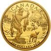 Zlatá mince První národy 2018 Proof