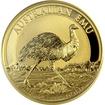 Zlatá investiční mince Emu 1 Oz 2018