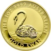 Zlatá investiční mince Australian Swan 1 Oz 2021