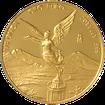 Zlatá investiční mince Mexico Libertad 1/4 Oz