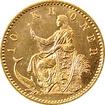 Zlatá mince 10 Koruna Kristián IX. 1900
