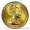 Zlatá mince královna Sinkit-1968