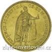 Zlatá mince 20 korona 1894-KB Mint