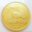 Zlatá mince Drop-Jordánsko 1977 1 Oz