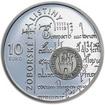 2011 - 10 € - Zoborské listiny -900. výročí Ag b.k.